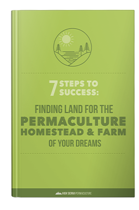 finding land permaculture homestead